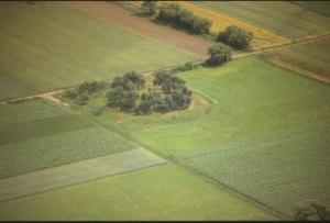 Luftaufnahme Wellberg Copyright Peter Groß, Mühlhausen