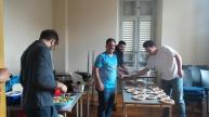 Hadi, der syrische Koch
