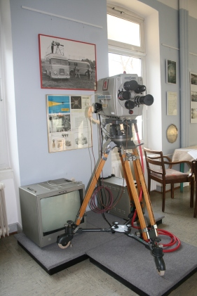Kamera der Fernseh-GmbH