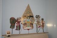 Schattenfiguren der Sammlung