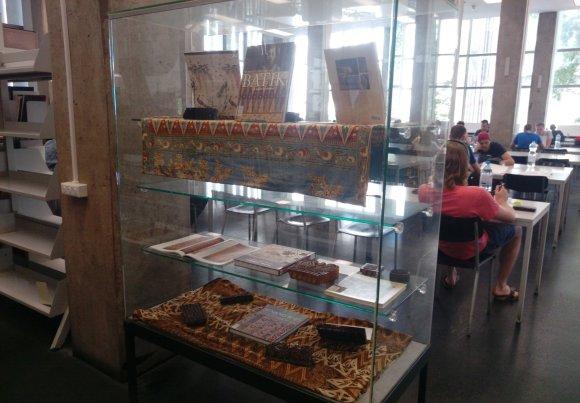 Indonesien-Sammlung in der Frankfurter Universität